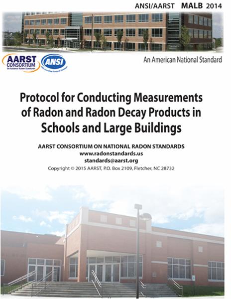 Radon Standards of Practice   National Radon Program Services
