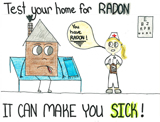 test your home for radon it can make you sick