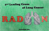 2nd Leading cause of lung cancer radon sosradon.org